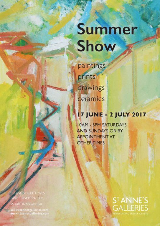 St Anne's Galleries Summer Show 2017